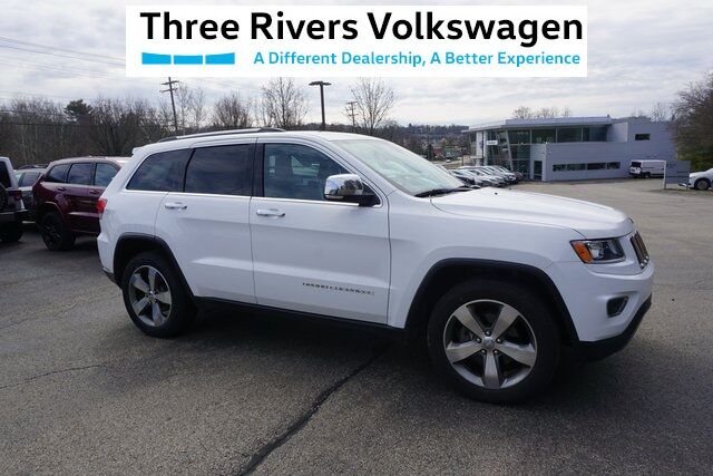 2015 Jeep Grand Cherokee Limited Pittsburgh PA