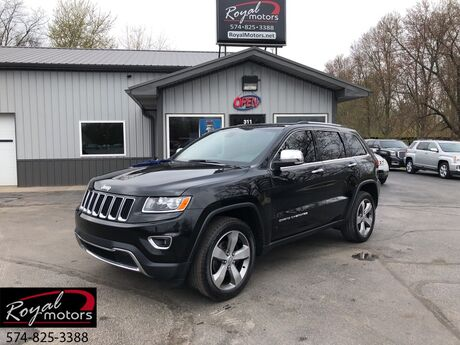 2015 Jeep Grand Cherokee Limited Middlebury IN