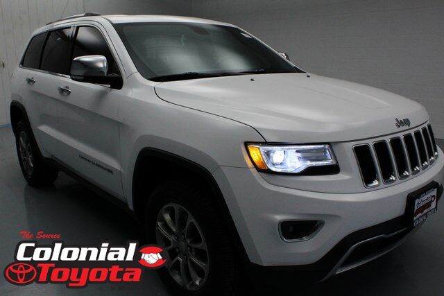 2015 Jeep Grand Cherokee Limited Milford CT
