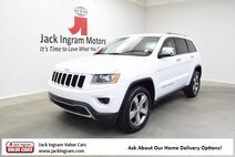 2015 Jeep Grand Cherokee Limited Montgomery AL