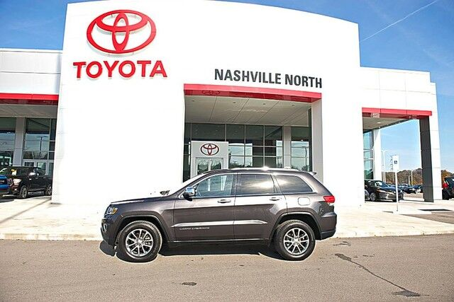 2015 Jeep Grand Cherokee Limited Nashville TN