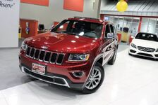 2015 Jeep Grand Cherokee Limited Navigation Sunroof 1 Owner