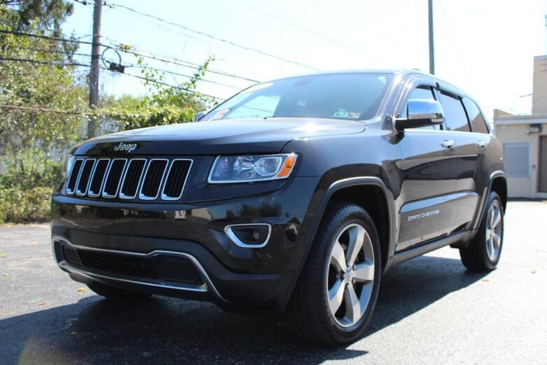 2015 Jeep Grand Cherokee Limited New Castle DE