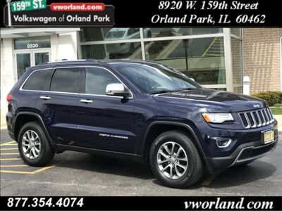 2015_Jeep_Grand Cherokee_Limited_ Orland Park IL