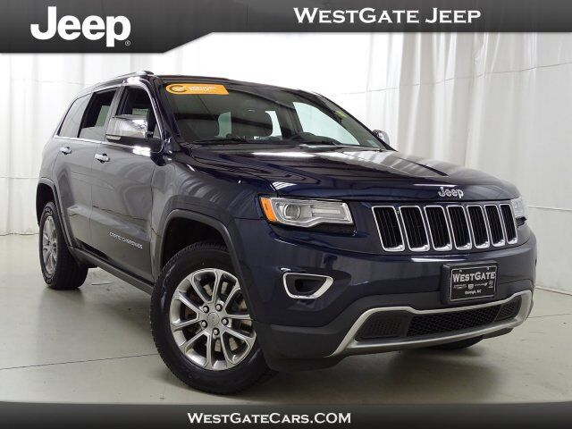 2015 Jeep Grand Cherokee Limited Raleigh NC