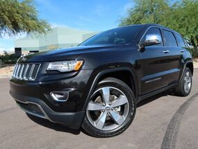 Jeep Grand Cherokee Limited 2015