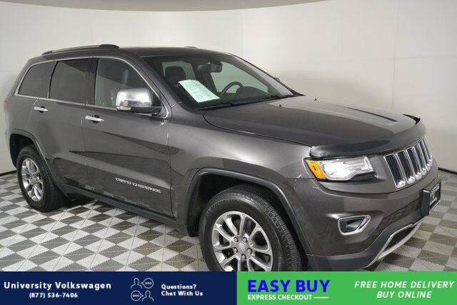 2015 Jeep Grand Cherokee Limited Seattle WA