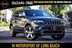 Jeep Grand Cherokee Limited Sport Utility 4D 2015