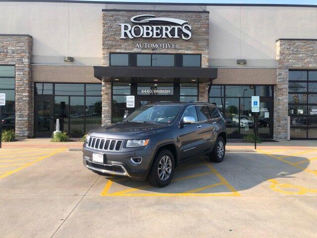 2015 Jeep Grand Cherokee Limited Springfield IL