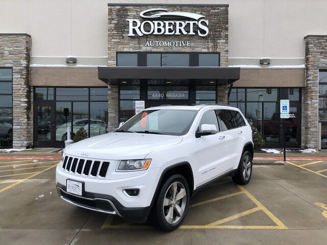 2015 Jeep Grand Cherokee Limited Springfield IL