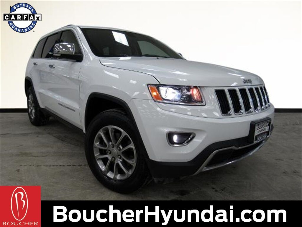 2015 Jeep Grand Cherokee Limited Waukesha WI