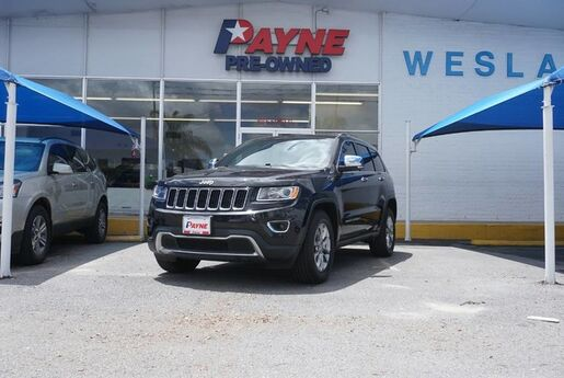 2015 Jeep Grand Cherokee Limited Weslaco TX