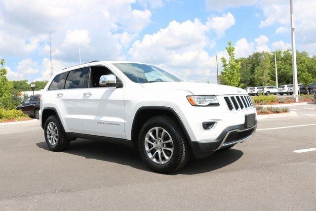 2015 Jeep Grand Cherokee Limited Wesley Chapel FL