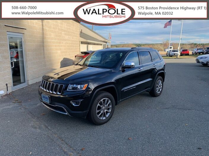 2015 Jeep Grand Cherokee Limited Weymouth MA