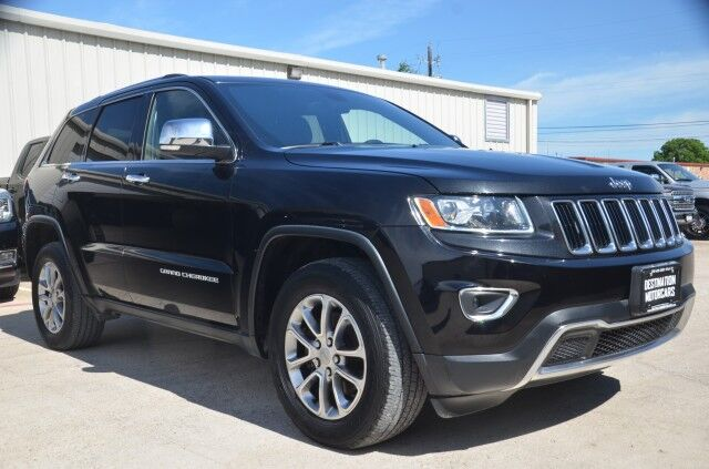 2015 Jeep Grand Cherokee Limited Wylie TX