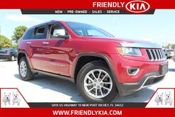 2015_Jeep_Grand Cherokee_Limited_ New Port Richey FL