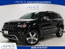2015_Jeep_Grand Cherokee_Overland_ Burr Ridge IL