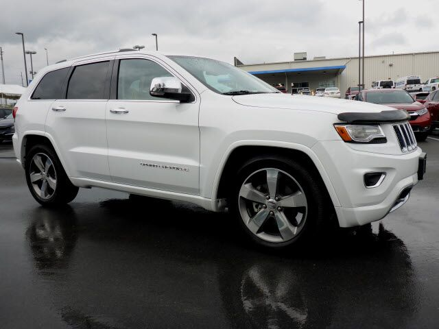 2015 Jeep Grand Cherokee Overland Chattanooga TN