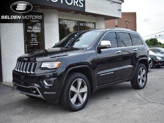 2015_Jeep_Grand Cherokee_Overland_ Conshohocken PA