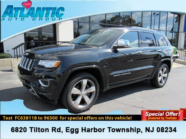 2015 Jeep Grand Cherokee Overland Egg Harbor Township NJ