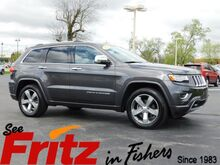 2015_Jeep_Grand Cherokee_Overland_ Fishers IN