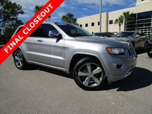 2015_Jeep_Grand Cherokee_Overland_ Fort Myers FL