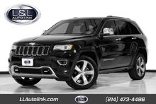 2015_Jeep_Grand Cherokee_Overland_ Lewisville TX