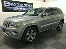 2015_Jeep_Grand Cherokee_Overland, Pano Roof, Good Miles_ Houston TX
