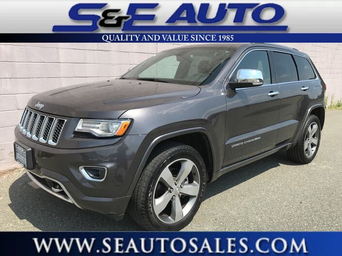 2015 Jeep Grand Cherokee Overland Weymouth MA