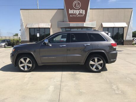 2015 Jeep Grand Cherokee Overland Wichita KS