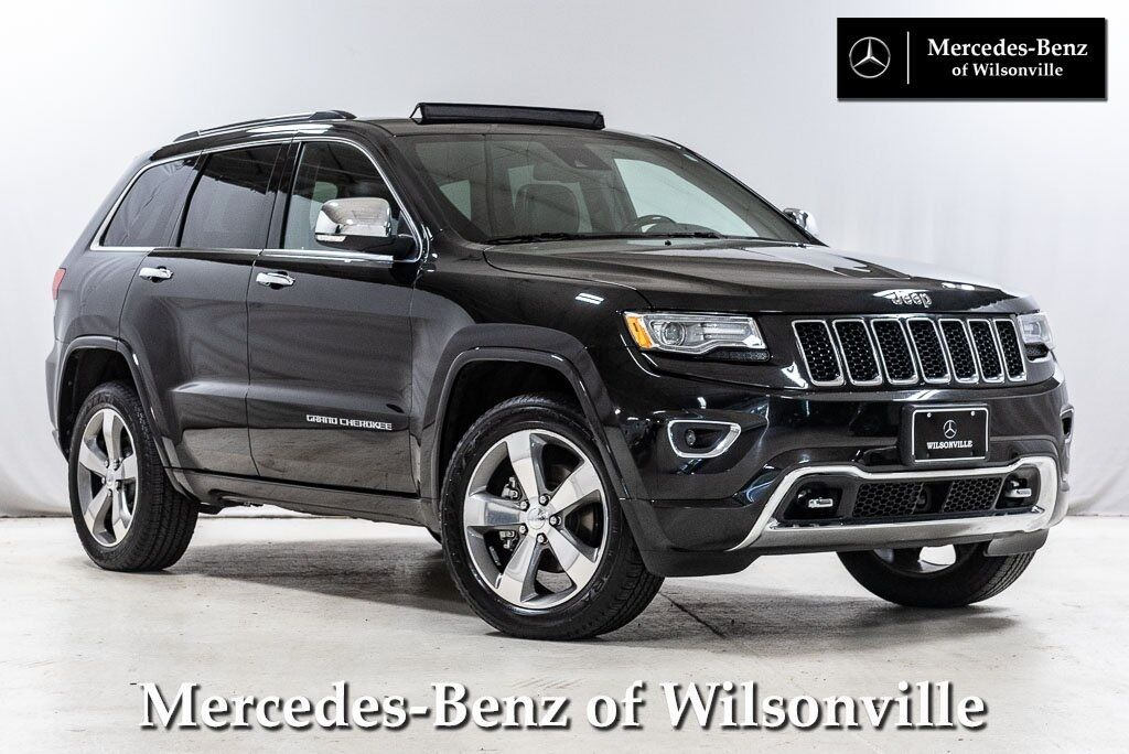 2015 Jeep Grand Cherokee Overland Wilsonville OR