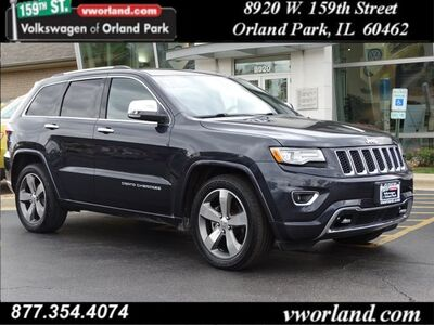 2015_Jeep_Grand Cherokee_Overland_ Orland Park IL
