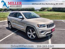 2015_Jeep_Grand Cherokee_Overland_ Martinsburg