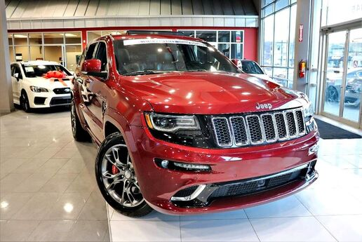 2015 Jeep Grand Cherokee SRT - Clean CARFAX - No accidents - Fully Serviced - QUALITY CERTIFIED up to 10 YEARS 100,000 MILE WARRANTY Springfield NJ