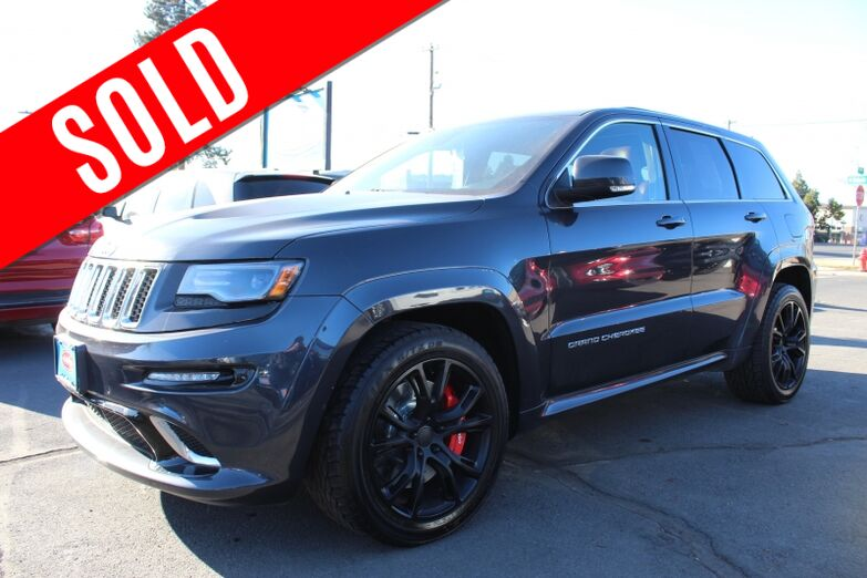 2015 Jeep Grand Cherokee SRT 4WD Bend OR