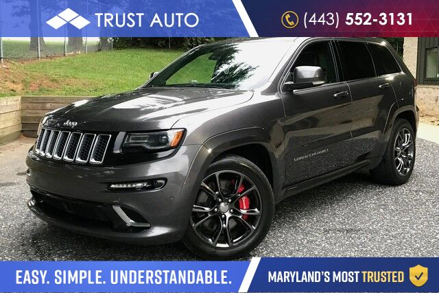 2015 Jeep Grand Cherokee SRT 4WD SUV