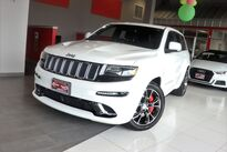 Jeep Grand Cherokee SRT High Performance Audio Panoramic Roof Quick Order Package Navigation 2015