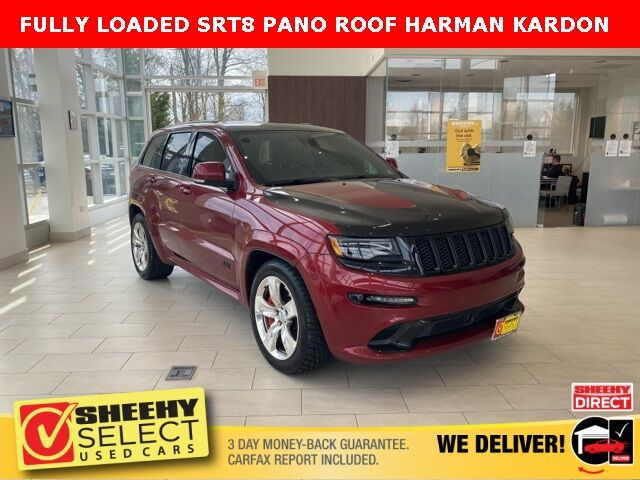 2015 Jeep Grand Cherokee SRT Chantilly VA
