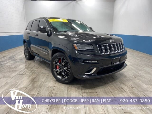2015 Jeep Grand Cherokee SRT Plymouth WI