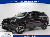 Jeep Grand Cherokee SRT Red Vapor 1 Owner 2015