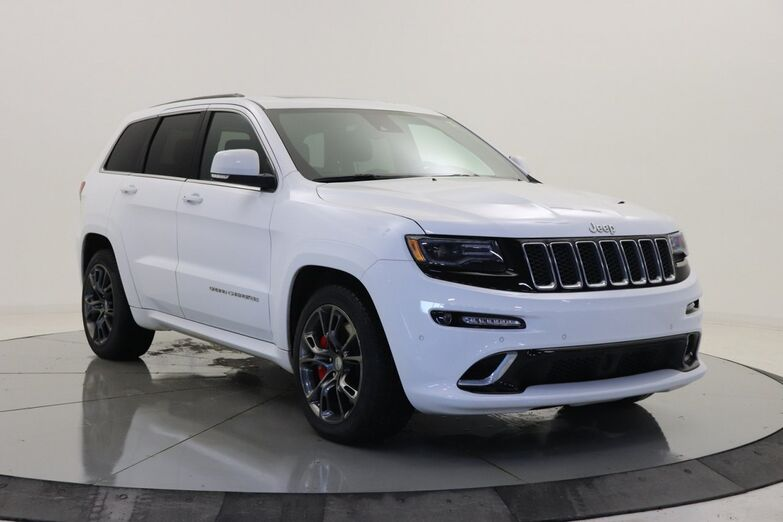2015 Jeep Grand Cherokee SRT Sherwood Park AB