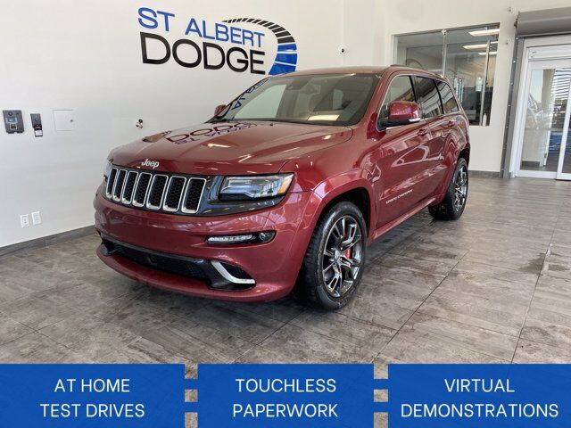 2015 Jeep Grand Cherokee SRT St. Albert AB