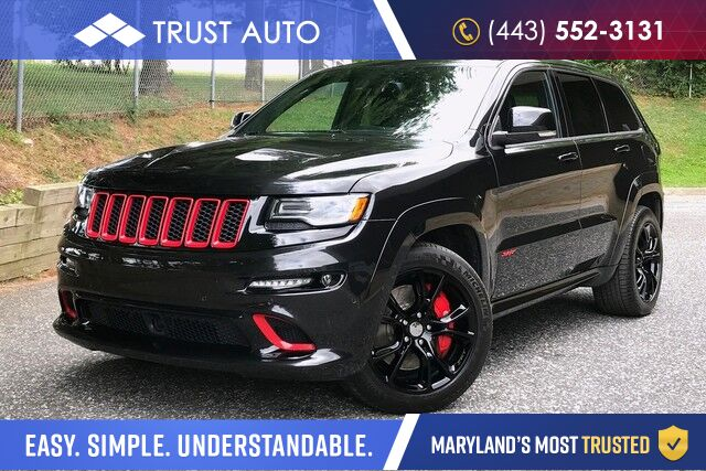 2015 Jeep Grand Cherokee SRT Sykesville MD