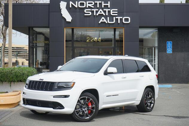 2015_Jeep_Grand Cherokee_SRT_ Walnut Creek CA