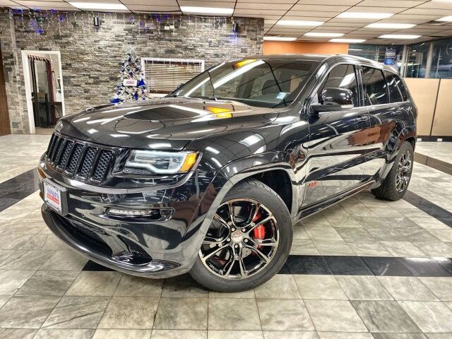 2015 Jeep Grand Cherokee SRT Worcester MA