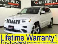 Jeep Grand Cherokee SUMMIT 4WD BLIND SPOT MONITOR NAVIGATION PANORAMIC ROOF LEATHER HEATED/COOL 2015