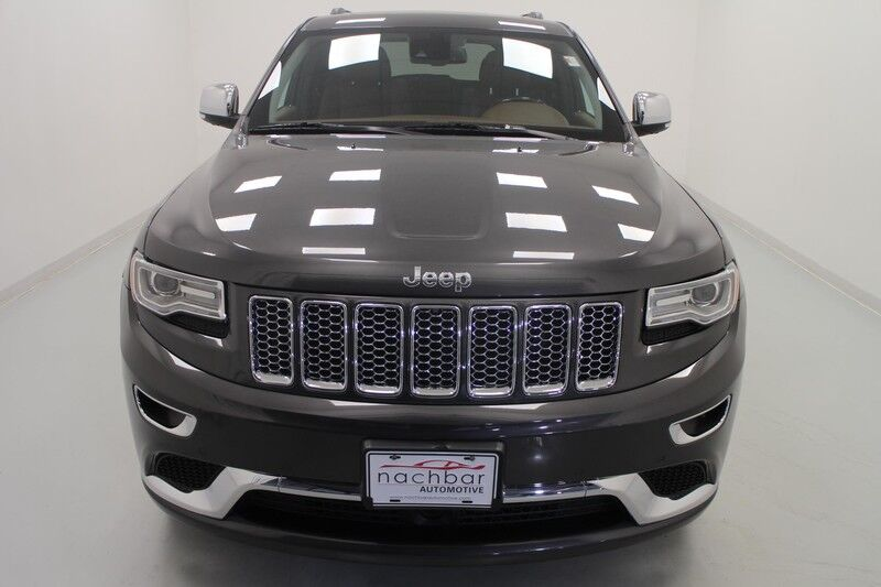 2015 Jeep Grand Cherokee Summit 4X4 Bonner Springs KS