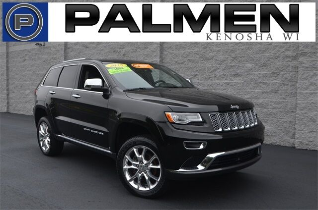 2015 Jeep Grand Cherokee Summit Racine WI