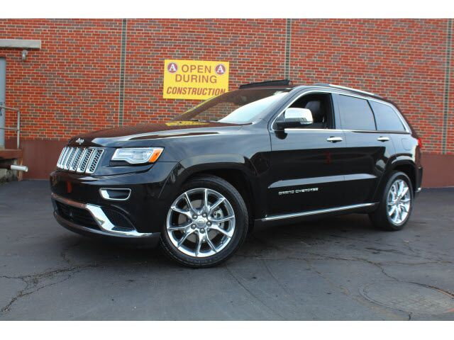 2015 Jeep Grand Cherokee Summit Kansas City KS