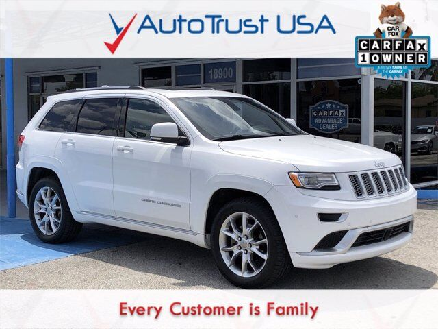 2015 Jeep Grand Cherokee Summit Miami FL